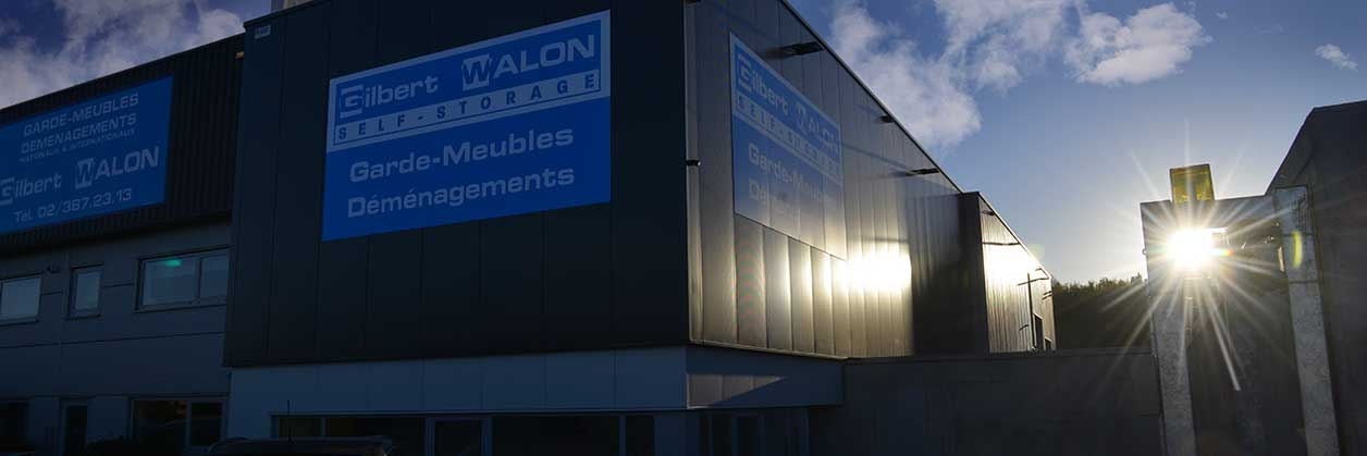 location self storage brabant wallon