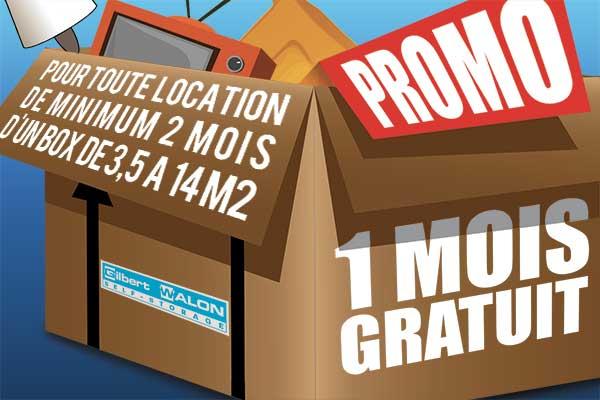 location box de stockage