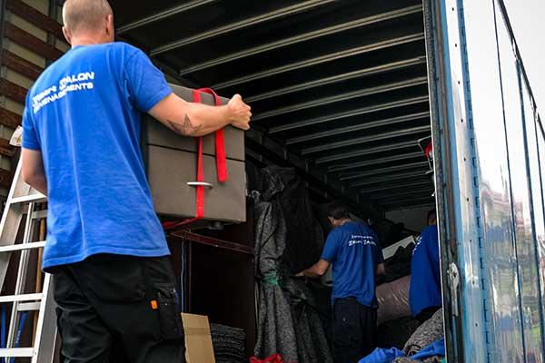 stockage demenagement meubles
